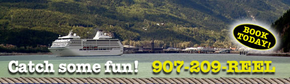 Catch Some Fun! 907-209-REEL Book Today!